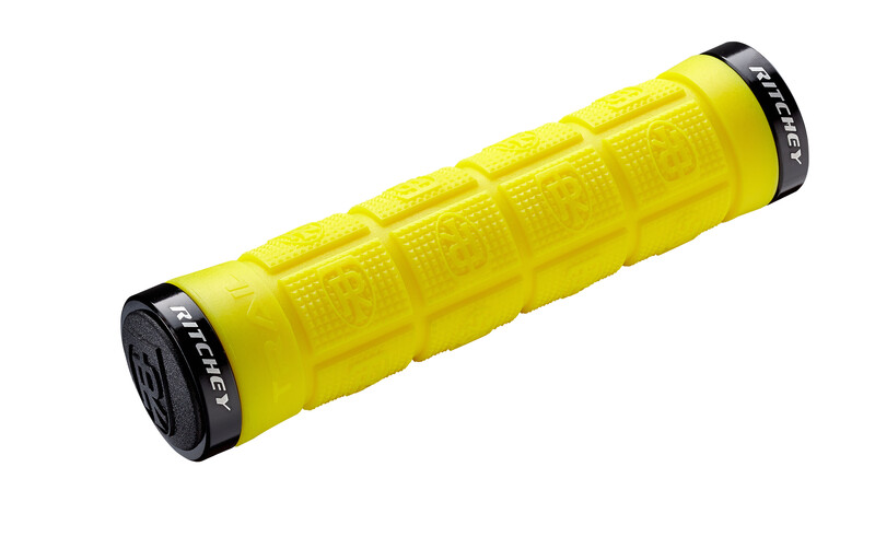 WCS Trail Griffe Lock-On yellow Griffe