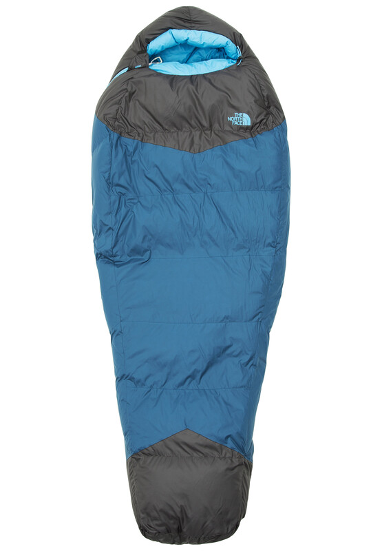 Blue Kazoo Sleeping Bag Women Reg blue coral/asph Schlafsäcke