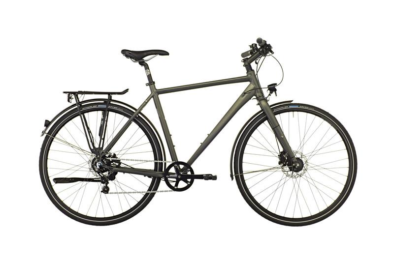TS 5 Alfine Bike Herren slate matt Trekkingräder