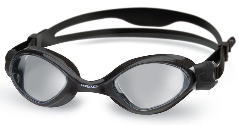 Tiger Mid Goggle Black/Smoke Schwimmbrillen