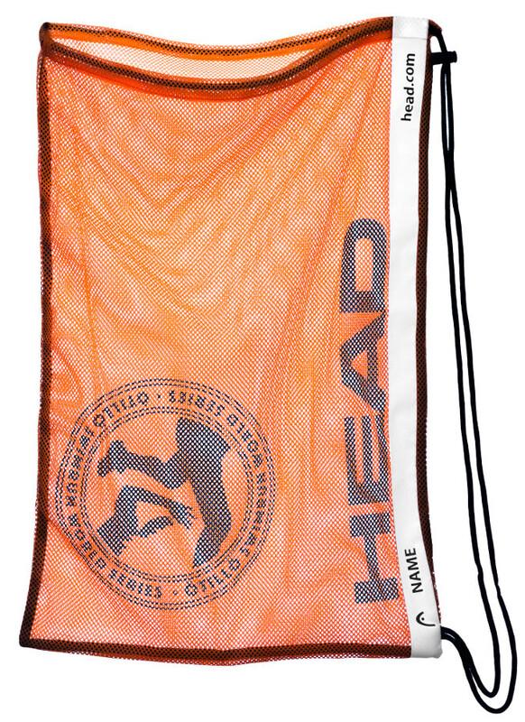ÖTILLÖ Swimrun Mesh Bag Orange Swimrun Ausrüstung