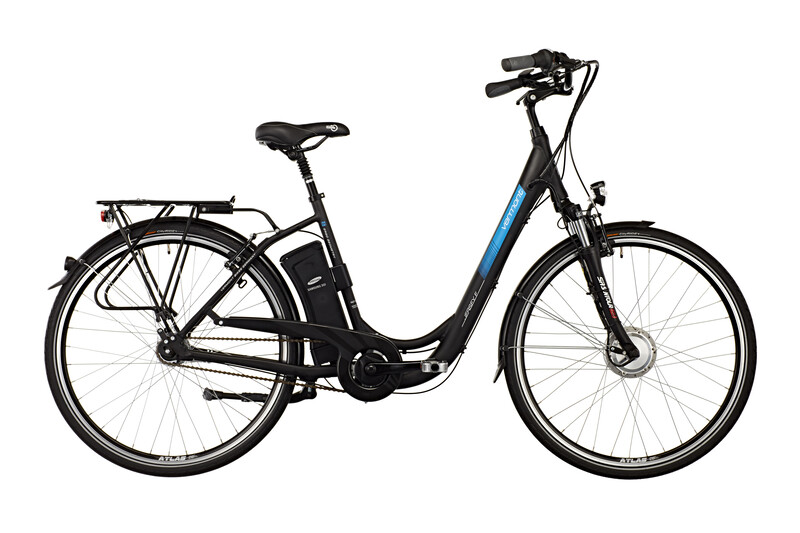 E-Jersey schwarz Urban Bikes