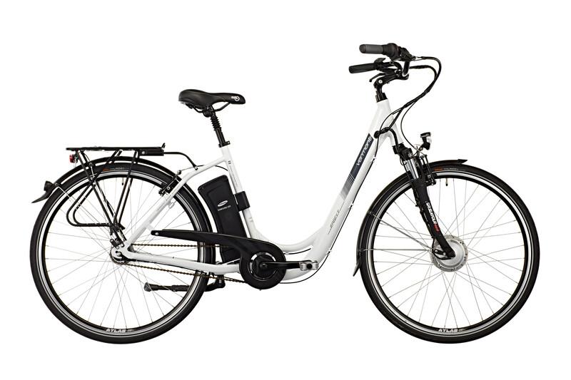E-Jersey weiß Urban Bikes