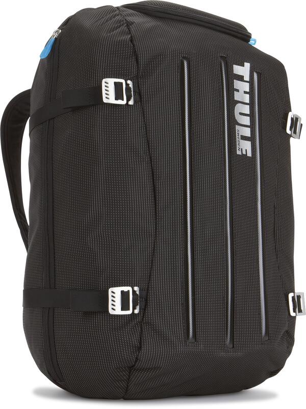 Crossover Duffel Pack 40 L Schwarz Reisetaschen