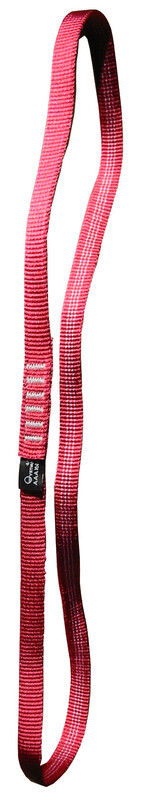 Nylon Sling 16 mm 240 cm Red Schlingen & Bänder