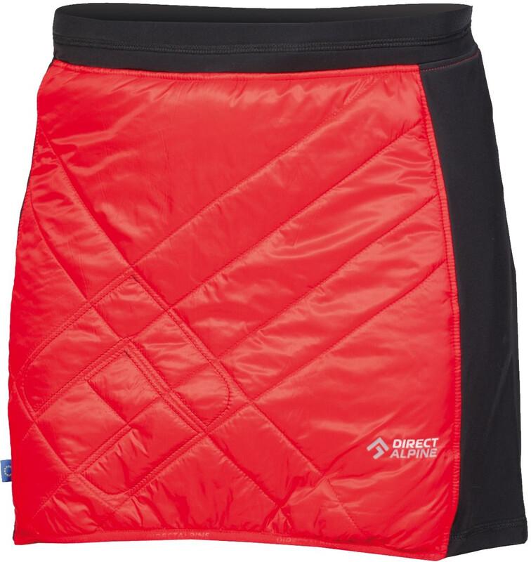 Tofana 1.0 Rock Damen rot/schwarz XL Kleider & Röcke