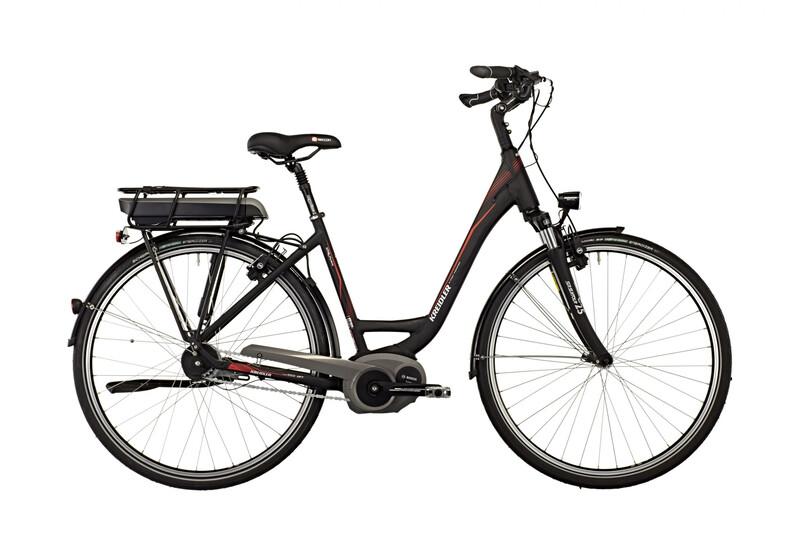2. Wahl Vitality Eco 6 400Wh Wave Damen Nexus 8G Di2 sc 2. Wahl Fahrräder
