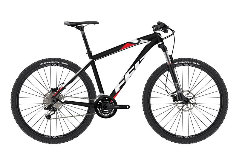 """7 Eighty 27,5"""" matt schwarz Mountainbikes"""