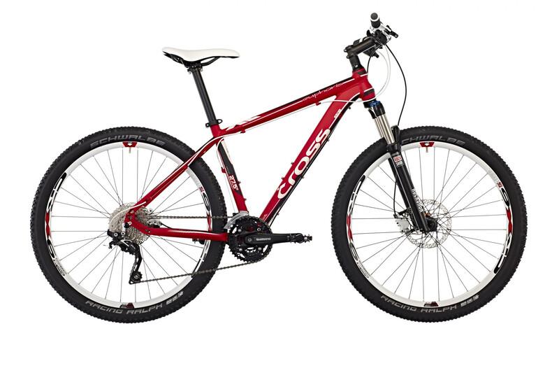 """2. Wahl: Cross Euphoria 27,5"""" 2. Wahl Bikes"""