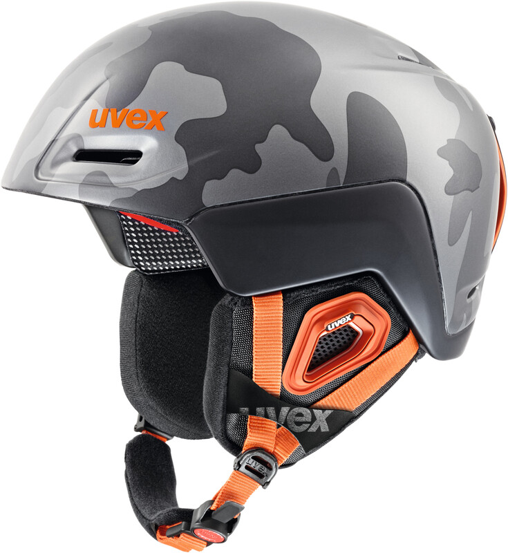 jimm octo+ Helmet camou mat Ski- & Snowboardhelme