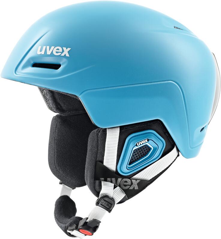 jimm Helmet liteblue mat Ski- & Snowboardhelme