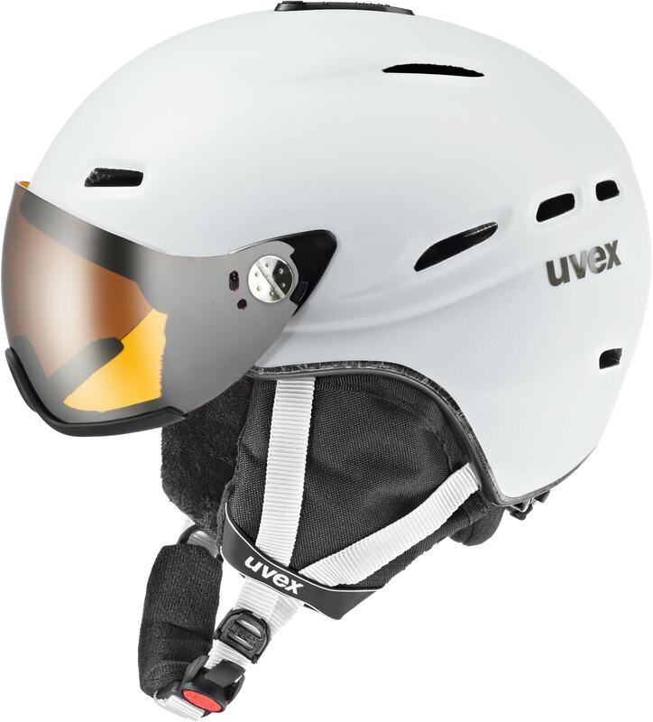 hlmt 200 Helmet white mat Ski- & Snowboardhelme