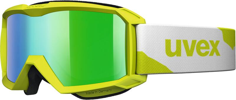 flizz LM Goggle Junior applegreen mat Goggles
