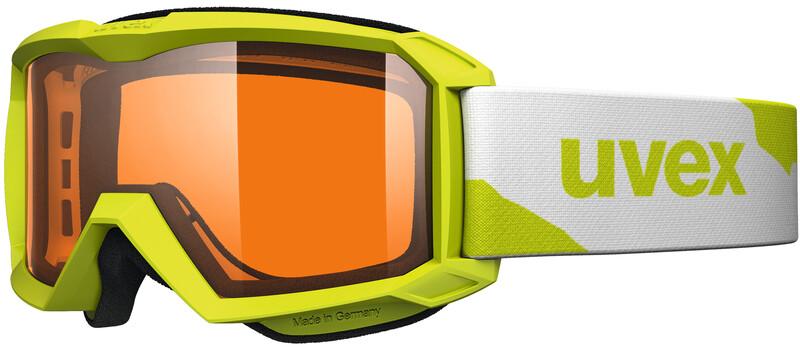 flizz LG Goggle Junior applegreen mat Goggles
