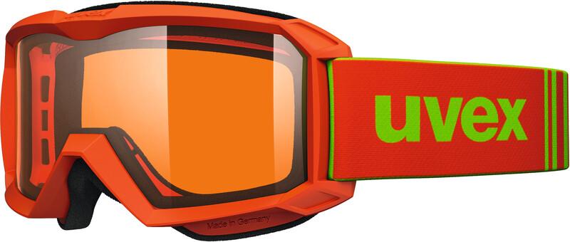 flizz LG Goggle Junior orange mat Goggles