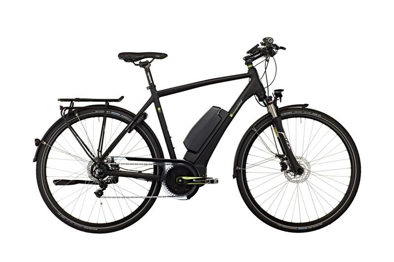 2. Wahl: e-bike manufaktur 11LF Shimano Alfine Herren 2. Wahl Fahrräder