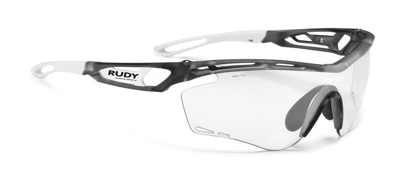 Tralyx Brille IceGraphite Matte White/ImpactX Photo Accessories