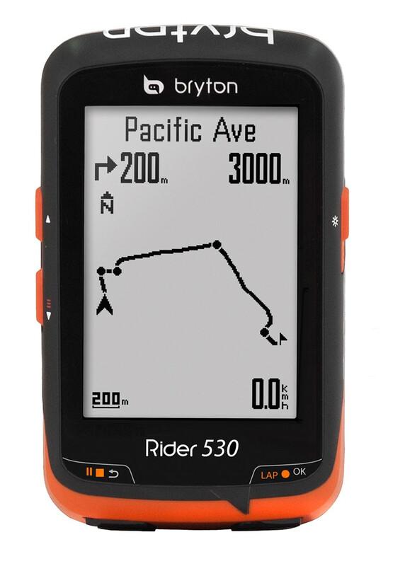 Rider 530 C GPS Fahrradcomputer+Trittfrequenz GPS Geräte