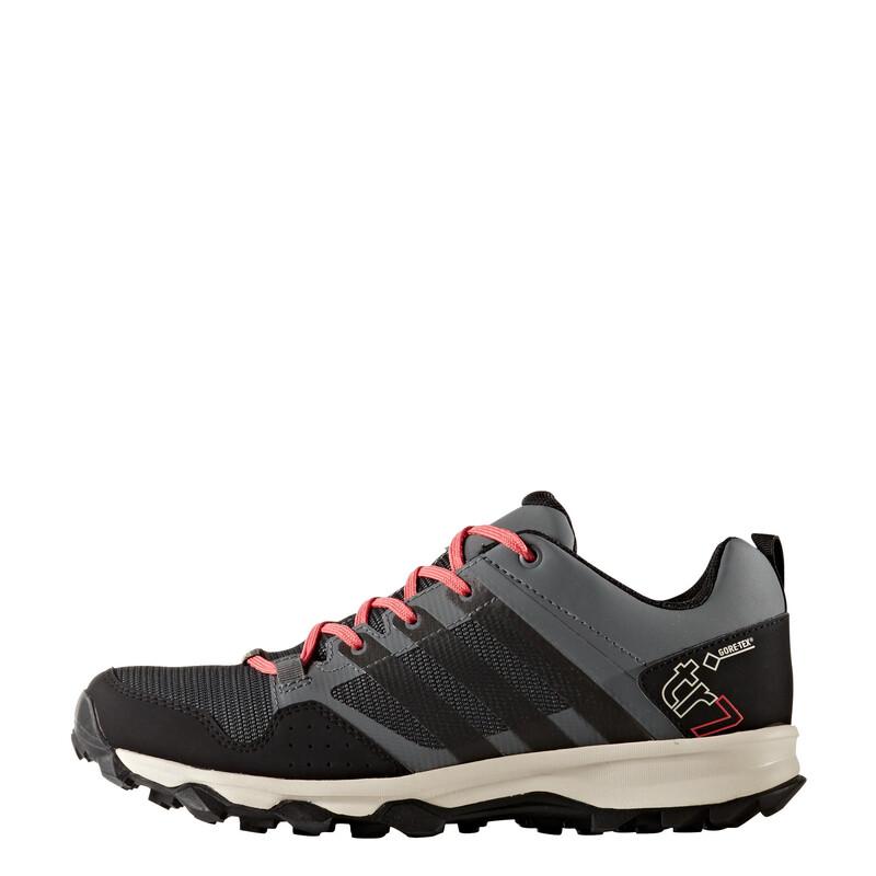 Kanadia 7 Trail GTX Shoes Women vistagreys15/coreblack/su 37 1/3 Trail Running Schuhe
