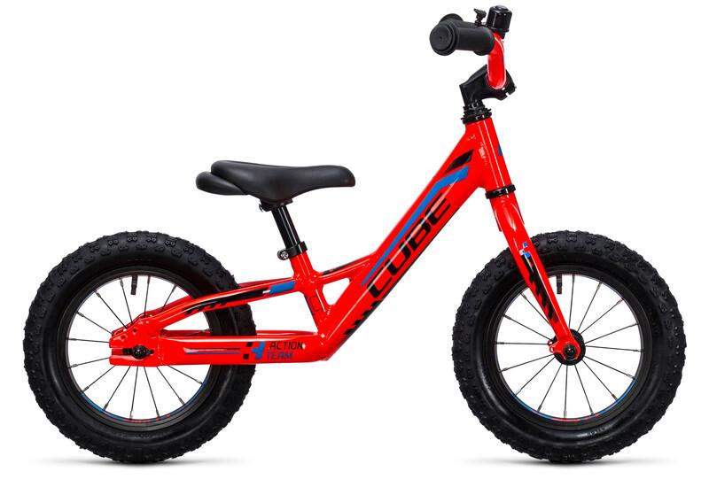 "Cubie 120 12"" action team Kinderfahrräder"