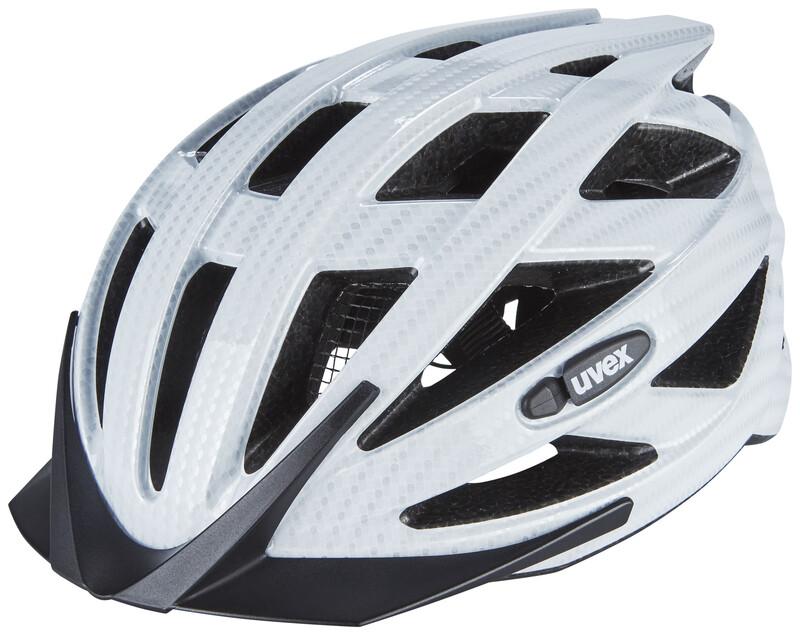 i-vo c Helm white carbon look 52-57 cm Mountainbike Helme
