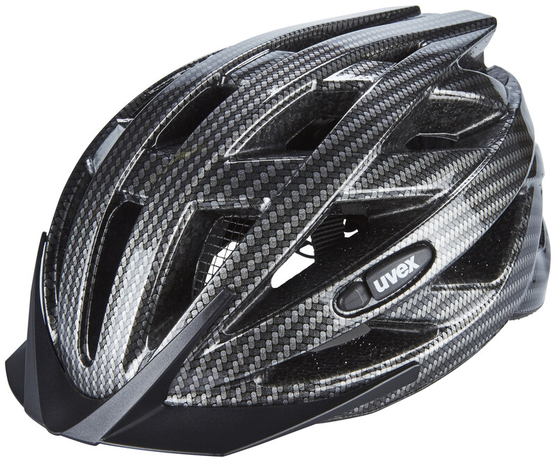 i-vo c Helm black carbon look 52-57 cm Mountainbike Helme