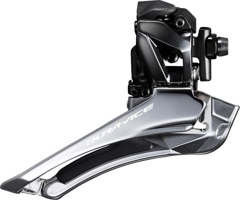 Dura Ace FD-R9100 Umwerfer 2x11-fach Down-Pull Anlöt Sch MTB Umwerfer