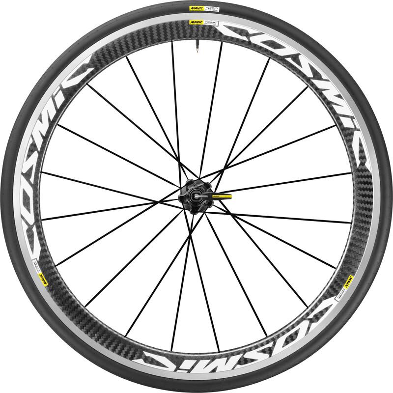 Cosmic Pro Carbon 17 Laufrad HR Shimano 25 weiß Rennrad Hinterräder