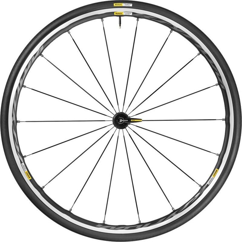 Ksyrium Elite LRS Shimano 25 schwarz Rennrad Laufradsätze