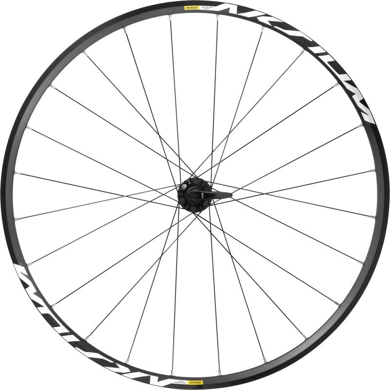 Aksium Disc 17 Laufrad HR 9mm Intl M11 schwarz Rennrad Hinterräder