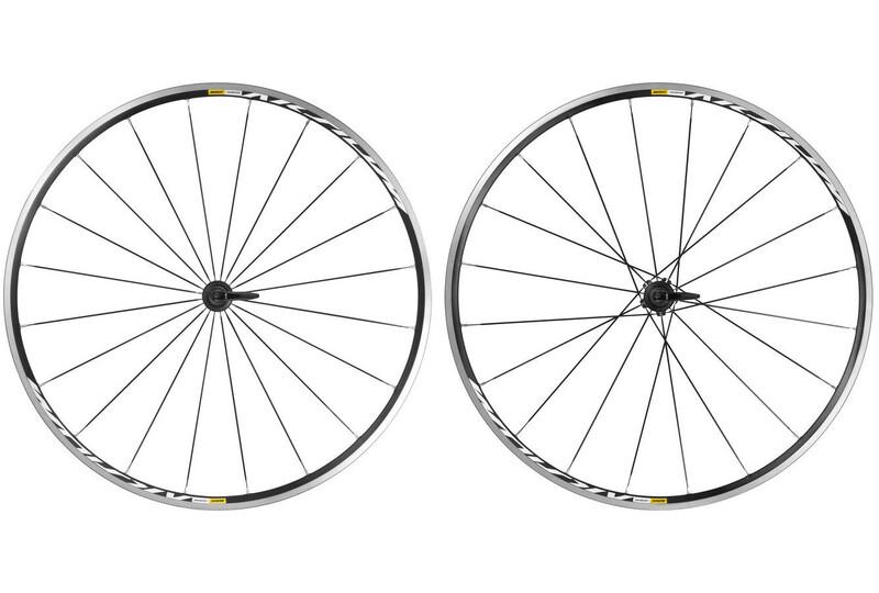Aksium LRS M11 schwarz Rennrad Laufradsätze