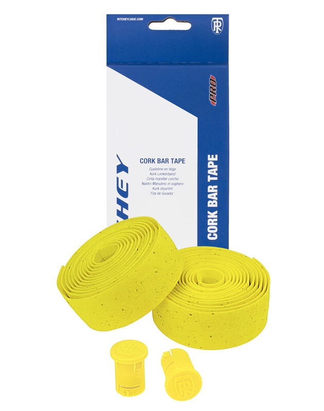 Comp Cork Lenkerband gelb 2016 Lenkerbänder