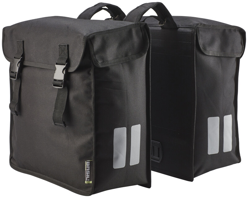 Mara Doppeltasche XXL schwarz 2017 Gepäckträgertaschen