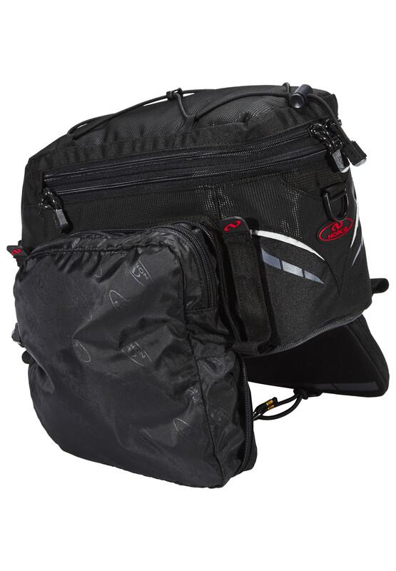 Canmore Gepäckträgertasche schwarz 2017 Gepäckträgertaschen