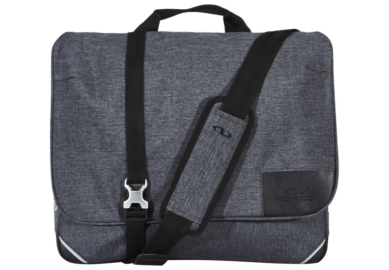 Finsbury Commuter Tasche tweed grey 2017 Gepäckträgertaschen