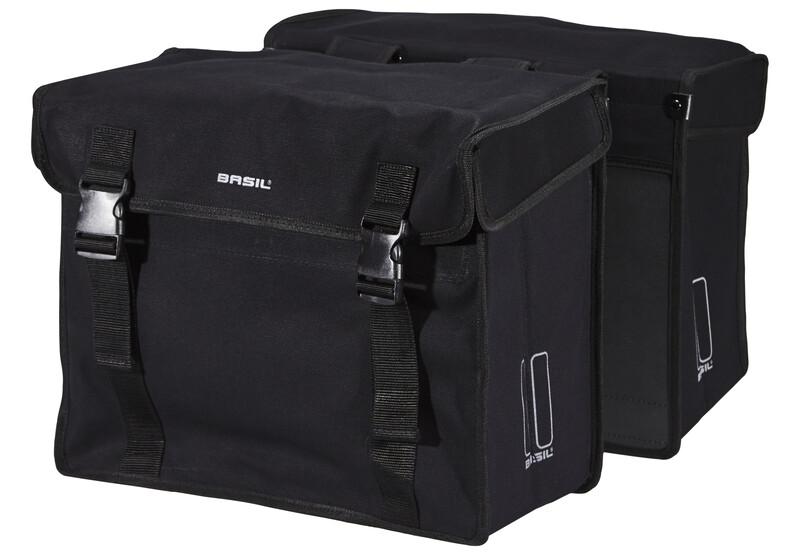 Kavan Doppeltasche XL schwarz 2017 Gepäckträgertaschen