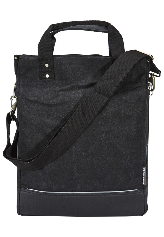 Urban Fold Umhängetasche schwarz 2017 Gepäckträgertaschen