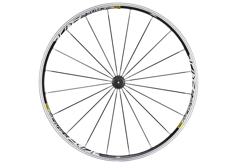 Mavic Crossride UB hjul Svart  Framhjul til MTB