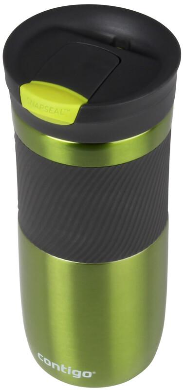 Snapseal Byron 16 Insulated Mug 470ml vibrant lime 2016 Becher, Tassen & Gläser