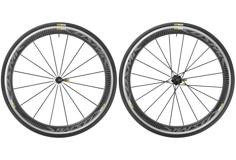 Cosmic Pro Carbon 17 LRS Shimano 25 schwarz Rennrad Laufradsätze