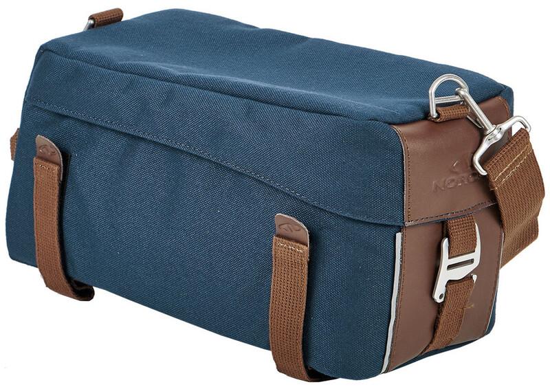 Crofton Gepäckträgertasche blau 2017 Gepäckträgertaschen