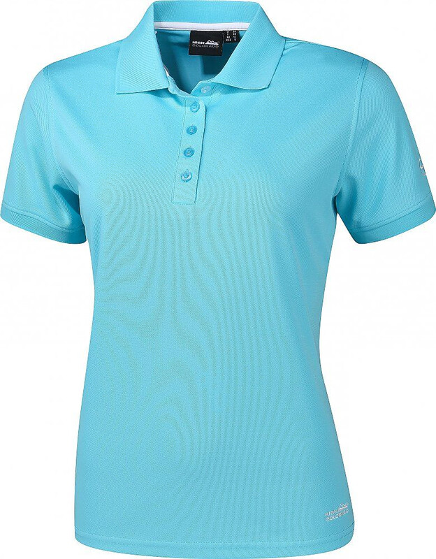 Nos Seattle Polo Shirt Damen türkis 36 2017 Kurzarmshirts