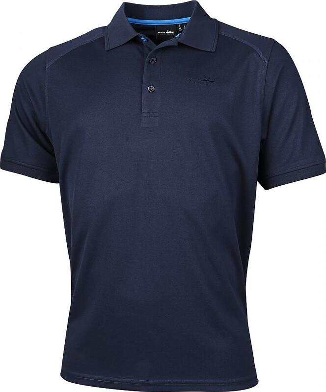 Nos Seattle Polo Shirt Herren navy M 2017 Kurzarmshirts