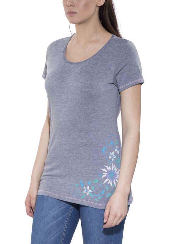 Bern T-Shirt Damen grau melange 44 2017 Kurzarmshirts