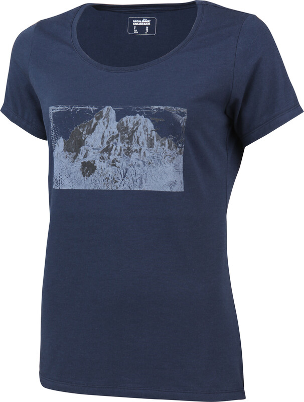 Garda T-Shirt Damen navy 42 2017 Kurzarmshirts