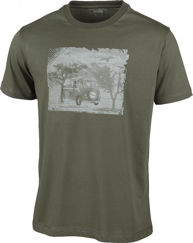 Garda T-Shirt Herren khaki 2XL 2017 Kurzarmshirts