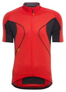 Mavic Aksium Jersey Men bright red