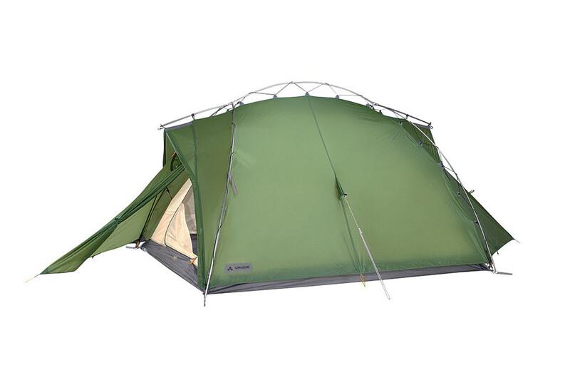 Mark UL 3P Tent green Igluzelte