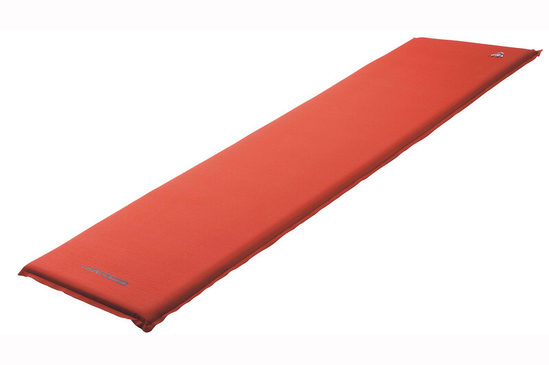 Traditional Mat 2.5 red Isomatten