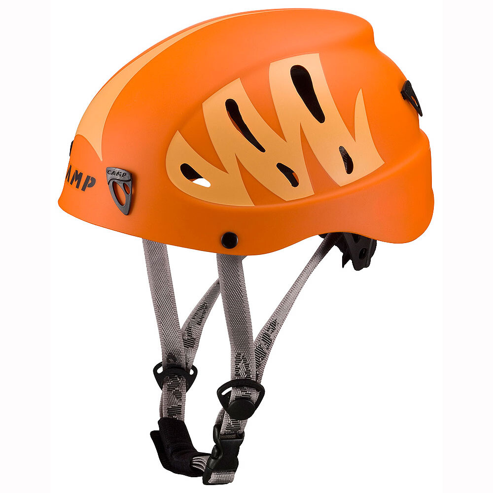 Camp Armour orange 2012 orange Outdoorausrüstung Klettern Kletterhelm